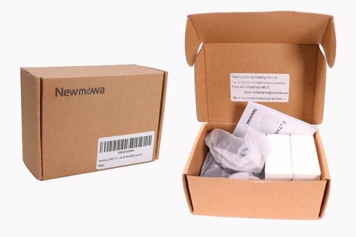 Newmowa 互換バッテリー LP-E17の箱