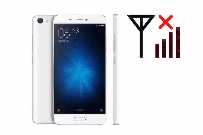 Xiaomi mi5でプラスエリアを掴むようにする方法
