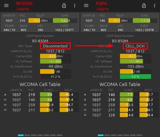 LineageOSでXiaomi mi5のプラスエリア化を確認する