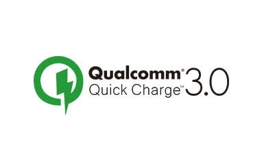 Quick charge 3.0のロゴ
