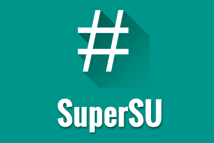 supersu logo