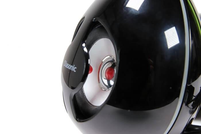 Olasonic(オラソニック)のスピーカー、TW-D6TVのスピーカーユニット