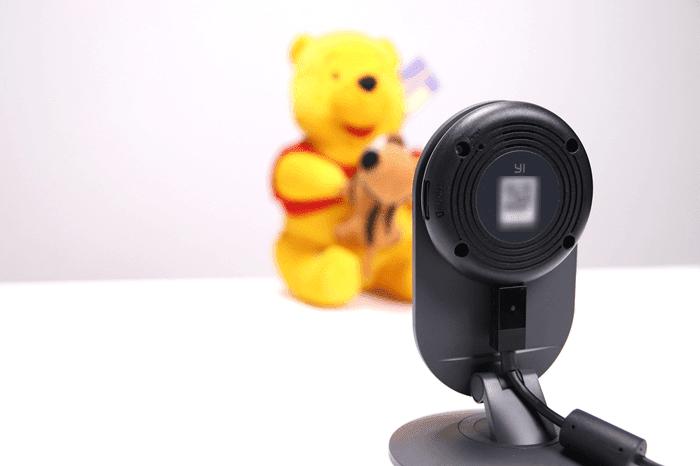 YI HomeアプリとYIホームカメラの動作テスト