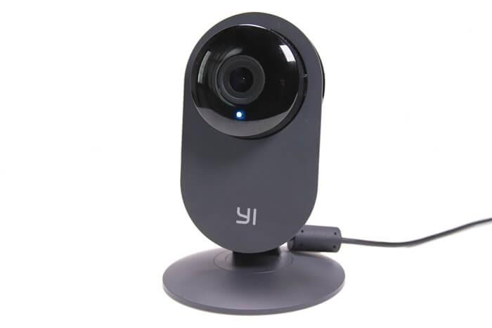 YI ホームカメラを購入、IPカメラ