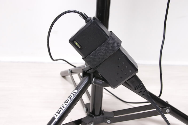 Yongnuo YN600 Air LEDビデオライト、ACアダプタは別売り