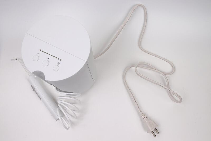 Panasonic ジェットウォッシャー EW-DJ71、電源コードの長さ