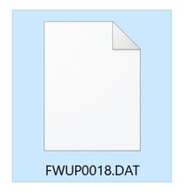富士フィルムのファームウェア「FWUP00##.DAT」
