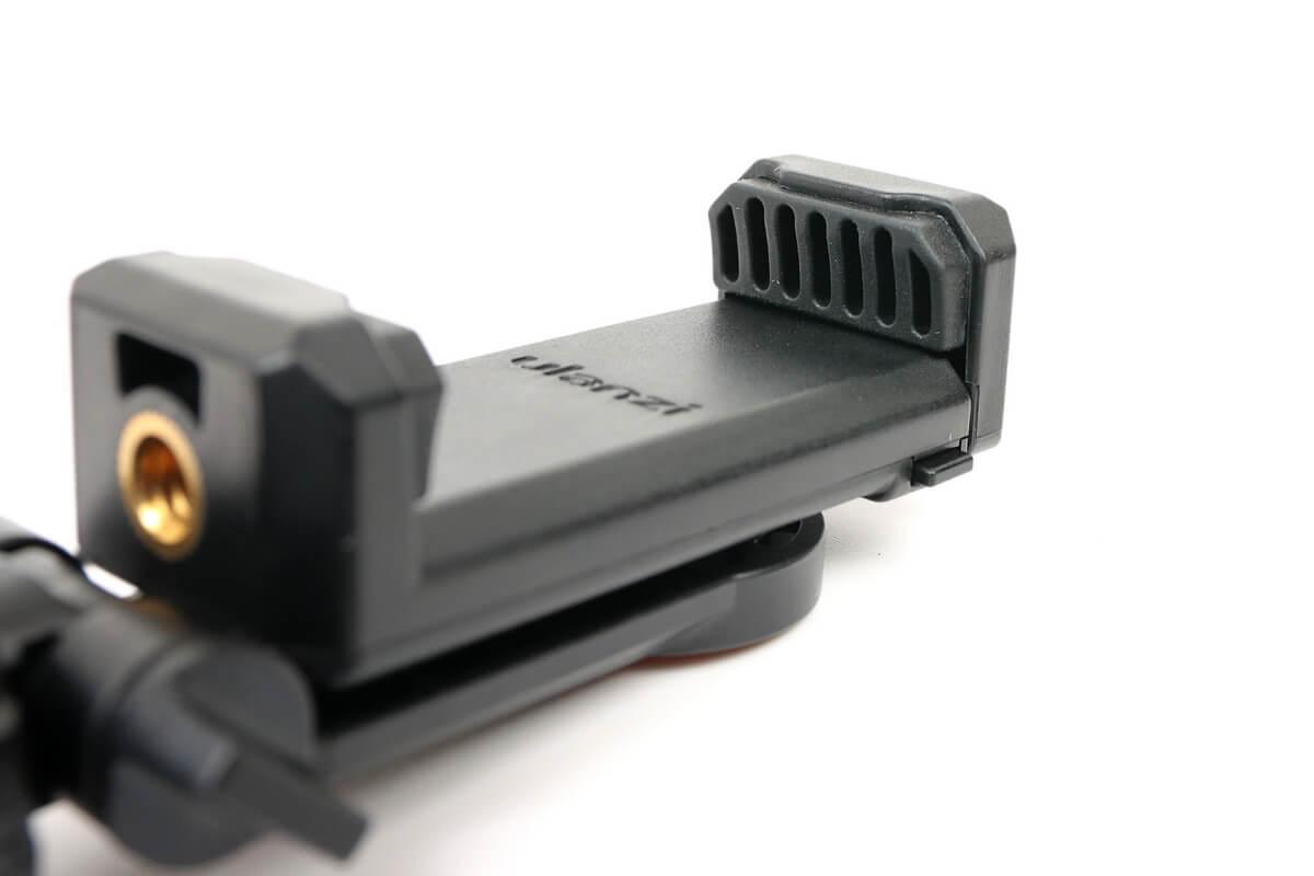 ULANZI ST-06 スマートフォン三脚マウント、固定用のゴム